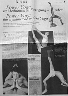 Artikel in Aargauer Zeitung