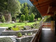 Garden at Felsentor
