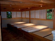 Sleeping room at Felsentor